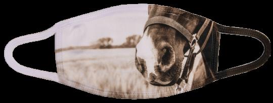 Maske AllOver Druck – vollflächig gestaltbar