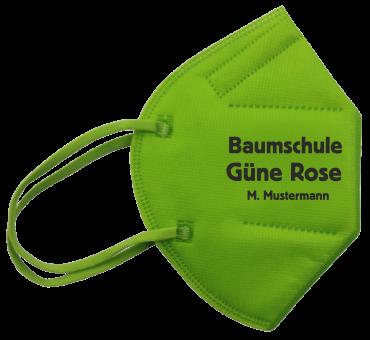 FFP2-Maske grün